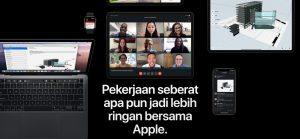 Apple - inspiring menulis